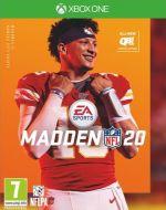 Echanger le jeu Madden NFL 2020 sur Xbox One
