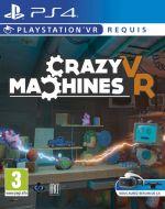 Echanger le jeu Crazy Machines VR (PS-VR Requis) sur PS4