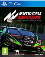 Echanger le jeu Assetto Corsa Competizione sur PS4