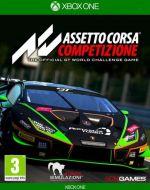 Echanger le jeu Assetto Corsa Competizione sur Xbox One