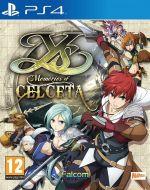 Echanger le jeu Ys Memories of Celceta sur PS4