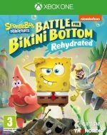 Echanger le jeu Bob l'Eponge : Bataille pour Bikini Bottom - Rehydrate sur Xbox One