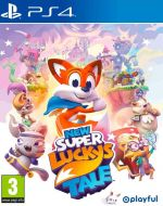 Echanger le jeu New Super Lucky's Tales sur PS4
