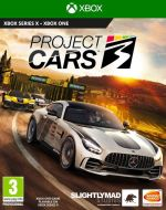 Echanger le jeu Project Cars 3 sur Xbox One