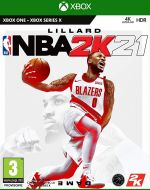 Echanger le jeu NBA 2K21 sur Xbox One