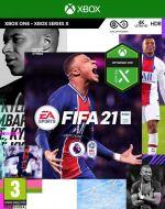 Echanger le jeu FIFA 21 sur Xbox One