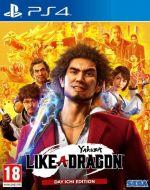 Echanger le jeu Yakuza - Like A Dragon sur PS4