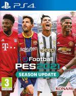 Echanger le jeu E Football - PES 2021 sur PS4