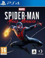Echanger le jeu Marvel's Spider-Man: Miles Morales sur PS4