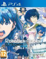 Echanger le jeu Robotics Notes Elite & Dash Double Pack sur PS4
