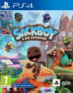 Echanger le jeu Sack Boy A Big Adventure sur PS4