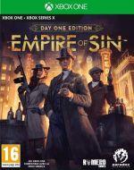 Echanger le jeu Empire Of Sin sur Xbox One