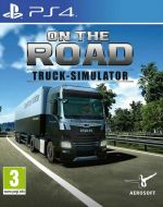 Echanger le jeu On the Road Truck-Simulator sur PS4