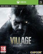 Echanger le jeu Resident Evil Village sur Xbox One
