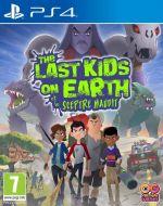Echanger le jeu The Last Kids On Earth et Le Sceptre Maudit sur PS4