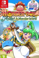 Echanger le jeu Wonder Boy Asha In Monster World sur Switch
