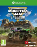 Echanger le jeu Monster Jam Steel Titans 2 sur Xbox One