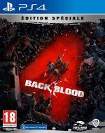 Echanger le jeu Back 4 Blood sur PS4