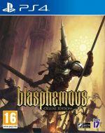 Echanger le jeu Blasphemous sur PS4