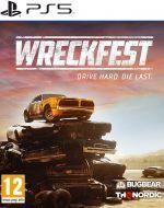 Echanger le jeu Wreckfest sur PS5