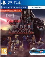 Echanger le jeu Vader Immortal: A Star Wars VR Series (PS-VR Requis) sur PS4