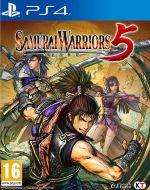 Echanger le jeu Samurai Warriors 5 sur PS4