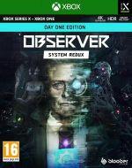 Echanger le jeu The Observer : System Redux sur Xbox One