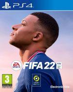 Echanger le jeu FIFA 22 sur PS4