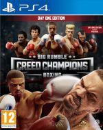Echanger le jeu Big Rumble : Creed Champions Boxing sur PS4