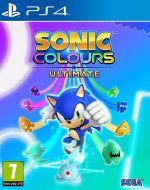 Echanger le jeu Sonic Colors Ultimate sur PS4