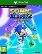 Echanger le jeu Sonic Colors Ultimate sur Xbox One