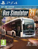 Echanger le jeu Bus Simulator 21 sur PS4