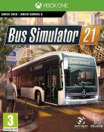 Echanger le jeu Bus Simulator 21 sur Xbox One