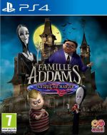 Echanger le jeu La Famille Addams - Panique au manoir sur PS4