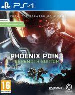 Echanger le jeu Phoenix Point sur PS4
