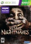 Rise of NightmaresVivez l'horreur comme jamais. Grâce au Kinect vous serez totalement immergé dans une nuit en enfers. Vous devez retrouver votre femme, enlevée par