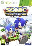 Echanger le jeu Sonic Generations sur Xbox 360