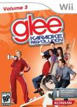 Glee Karaoke Revolution Volume 3